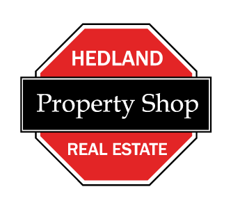 Hedland Property Shop - logo